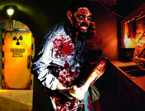 Halloween Zombie Outbreak Is Back For Its Second Year!