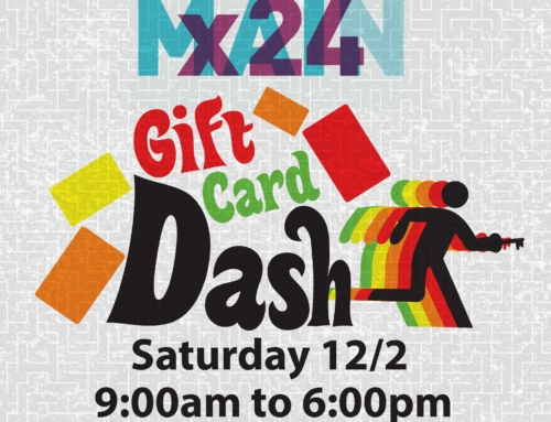 MainX24: Gift Card Dash | Mini Escape Room | Escape-A-Thon