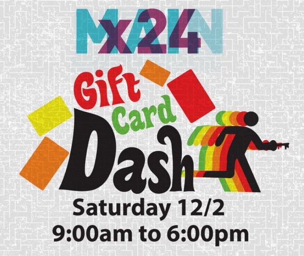 Gift Card Dash