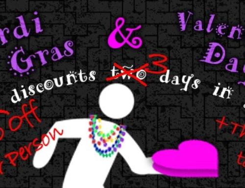 Mardi Gras & Valentine's Day