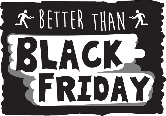 Utmerket HUGE 50% Off Black Friday Savings - Escape Experience Chattanooga TN-62