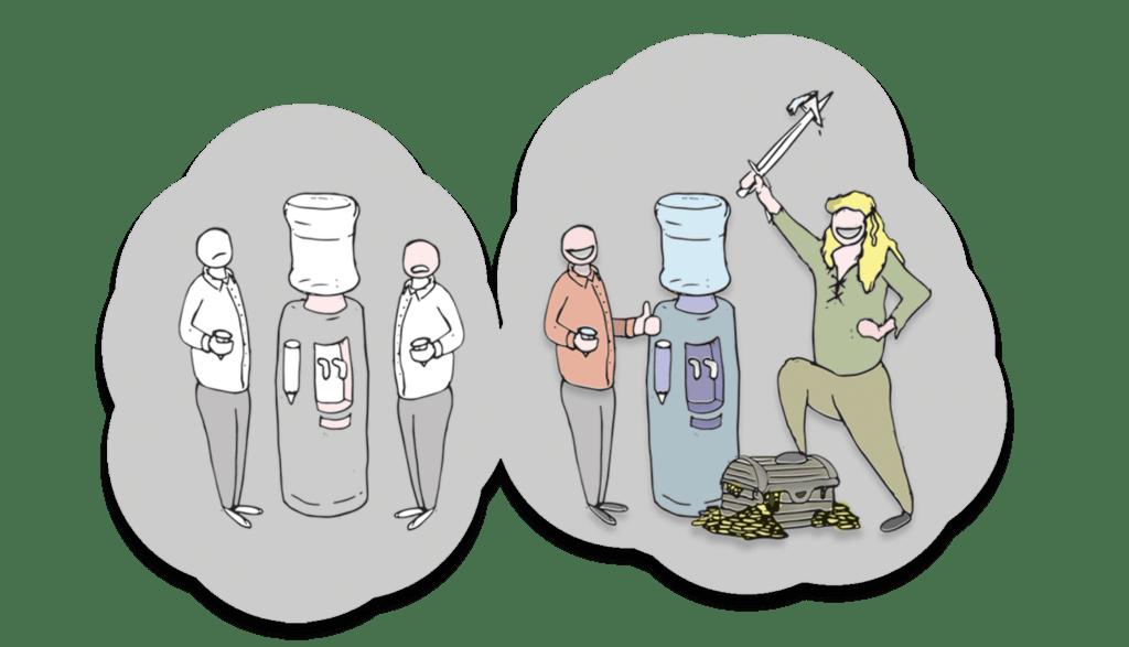 Water Cooler Stories